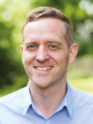 Portrait: Dr. Florian Wetzel