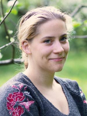 Portrait: Lisa Riccarda Mitterbuchner