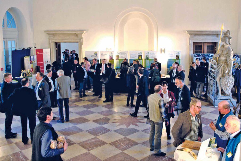 Am 29. und 30. Januar 2018 fand im Schloss Nymphenburg in München der 1. Bayerische »Natura 2000«-Gipfel statt. (Bildautor: Nicole Höhna)