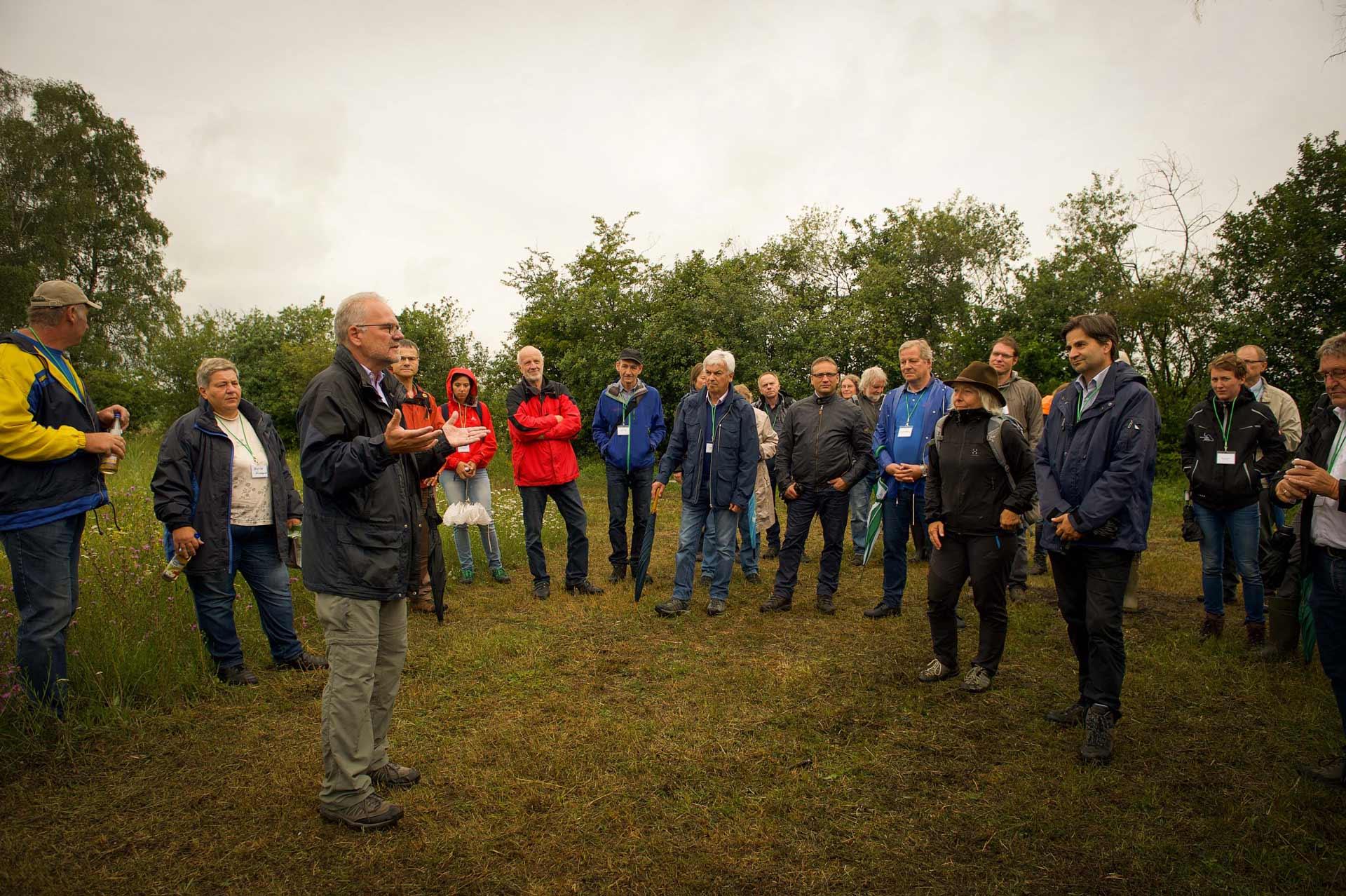 Festveranstaltung zu 40 Jahren Vogelschutzrichtlinie