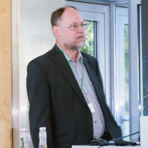 Dr. Axel Ssymank am Rednerpult