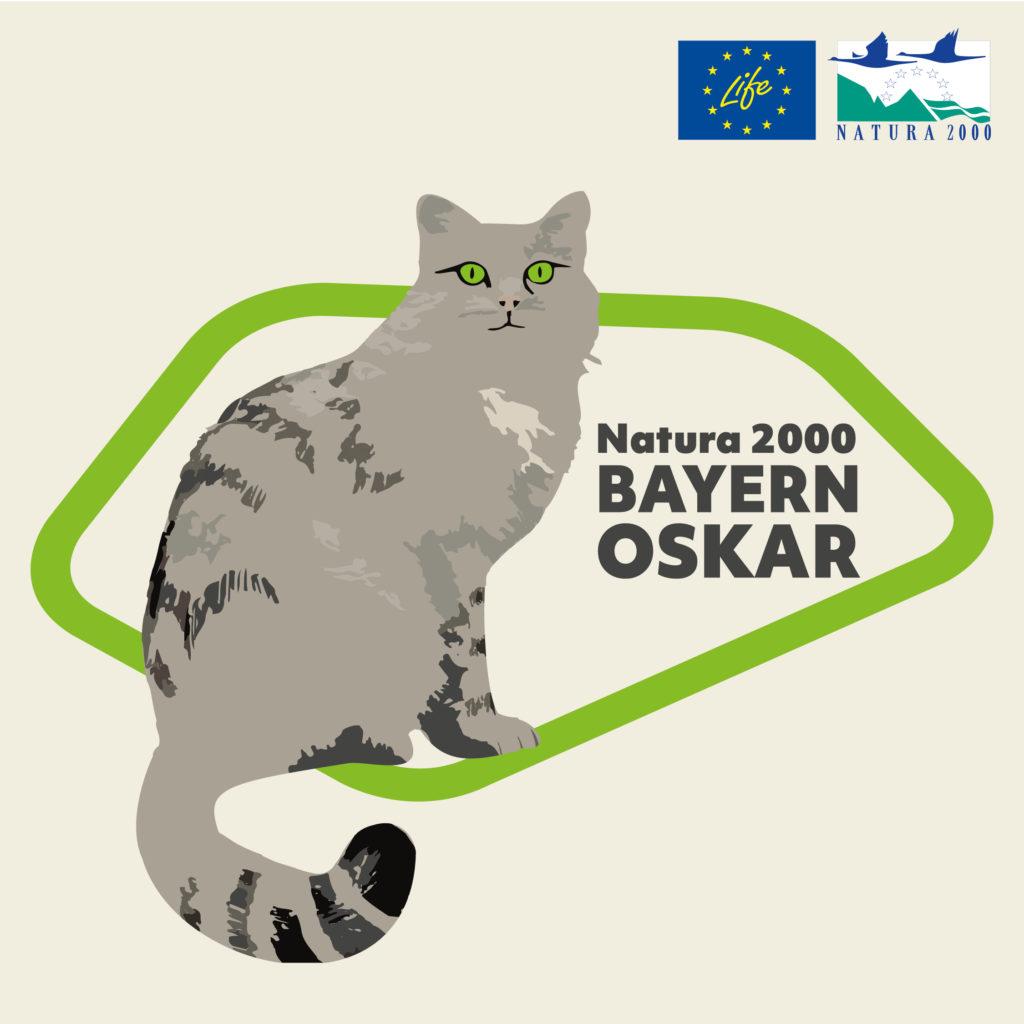 Symbolbild zur Bewerbung des Natura 2000-BayernOskars 2020