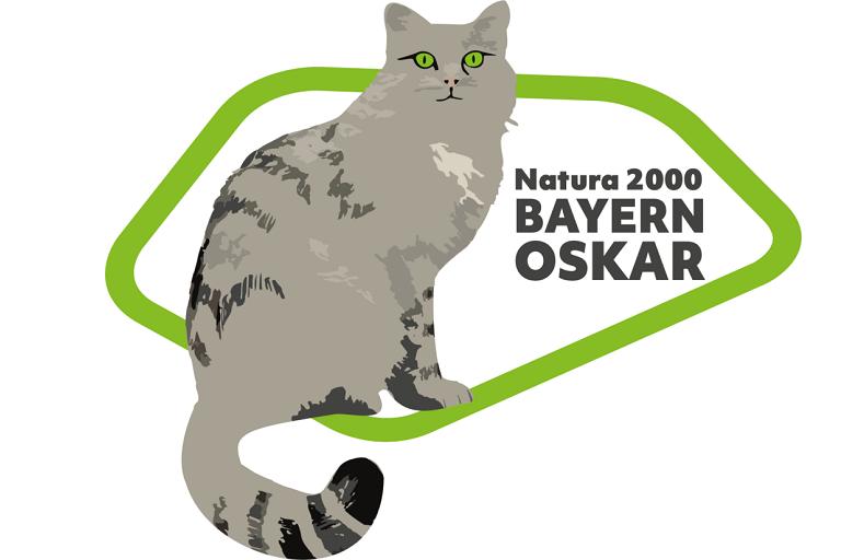 Symbolbild des Natura2000-BayernOskar