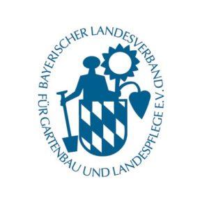 Logo des Bayerischen Landesverbands für Gartenbau und Landespflege