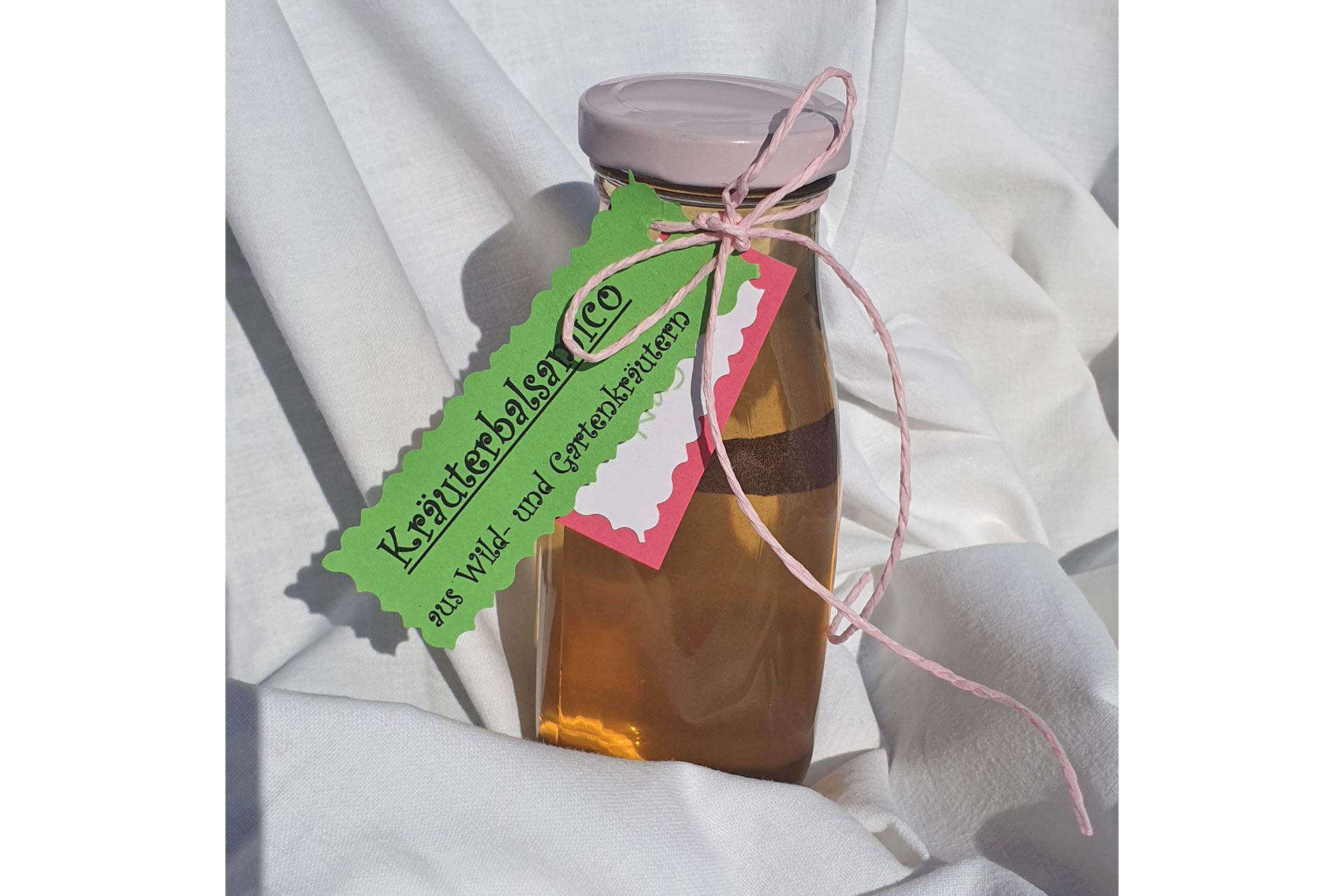 Nageler Wildkräuterbalsamico – Genuss aus dem Fichtelgebirge