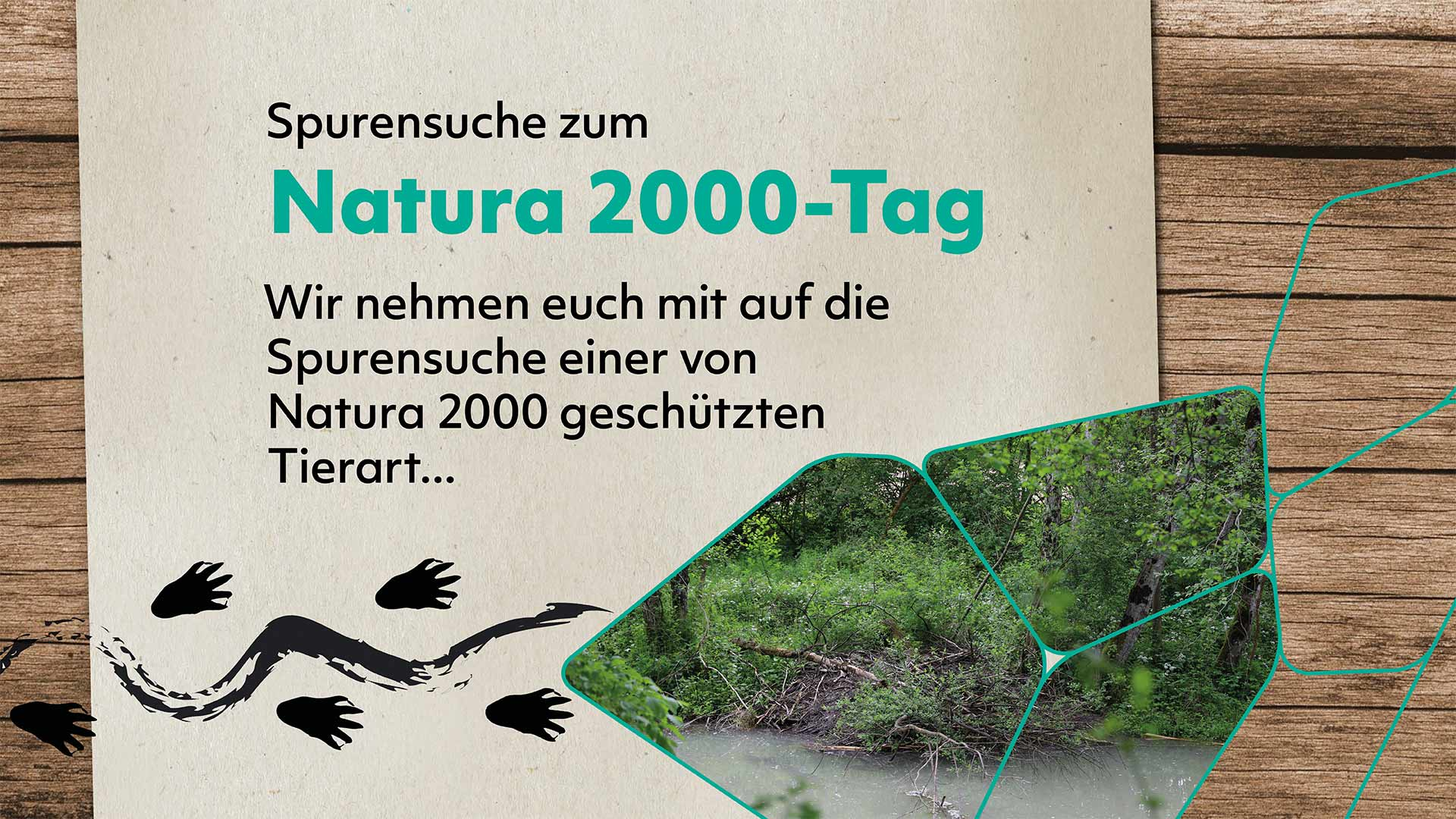 Spurensuche zum Natura 2000-Tag