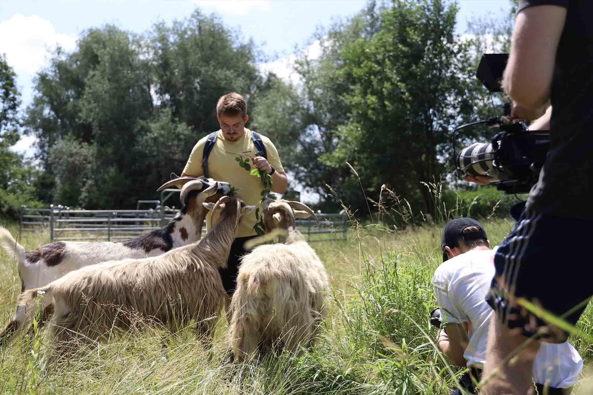 Notizen von unterwegs – Dreharbeiten für den Natura 2000-BayernOskar